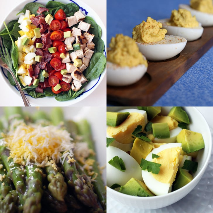 7 Ways to Transform Hard-Boiled Eggs Into a Healthy Meal