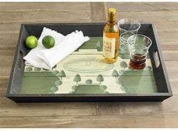 Gift Guide: Serving Trays For the Party Girls