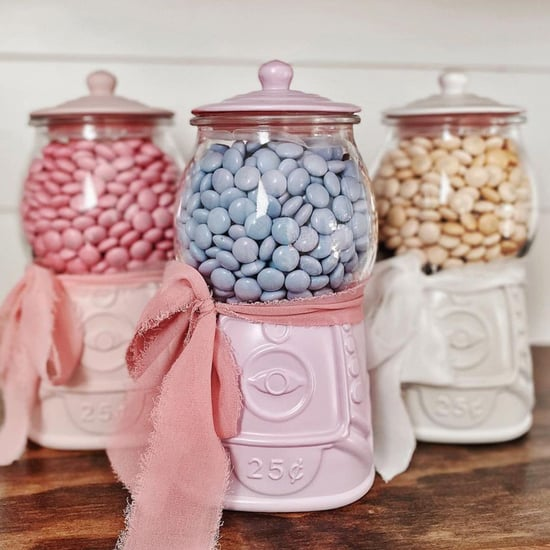 Target Mini Gumball Machine DIY Photos
