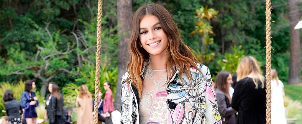 Kaia Gerber Is 16, but Her Style Is on Another Level