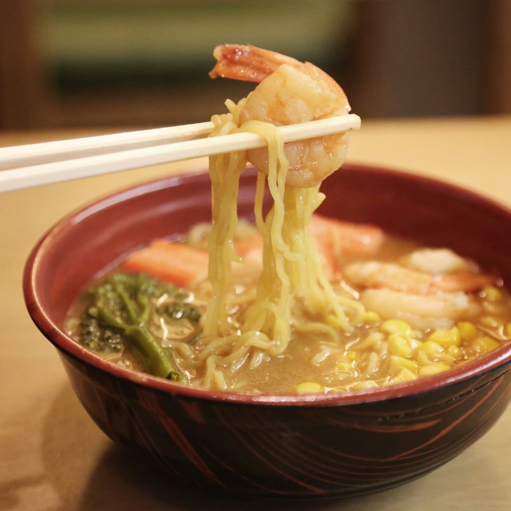 Spicy Seafood Ramen 12 The Best Food At Epcot At Disney World