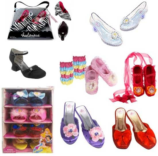 Has Your Child Slipped Into Her First Pair of Heels?