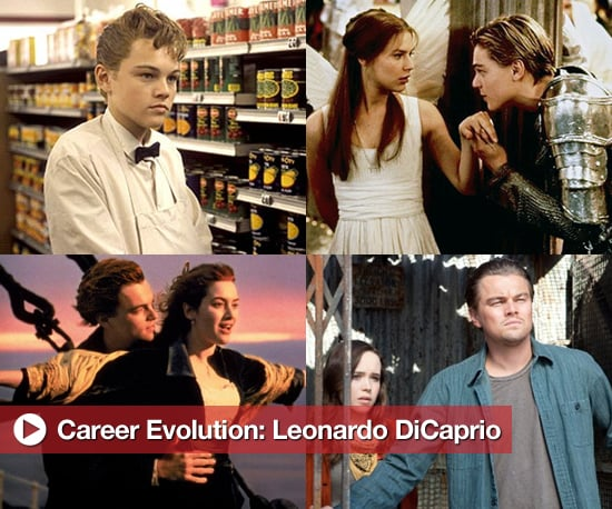 Leonardo DiCaprio Movie Career Retrospective 2010-07-12 17:22:15