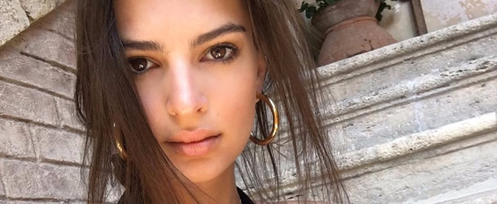 Emily Ratajkowski's Swimsuit Looks Sexy From All Angles — Especially the Back