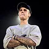 "Justin Bieber — ""I Don't Care"""