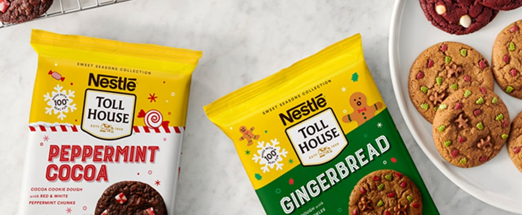 Nestlé's New 2021 Holiday Cookie Dough Flavors