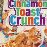Cinnamon Toast Crunch Peach Pie Dump Cake Recipe | TikTok