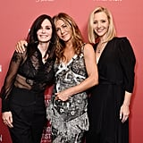 Nov. 2019: Courteney Cox, Jennifer Aniston, and Lisa Kudrow Pose at a SAG-AFTRA Event