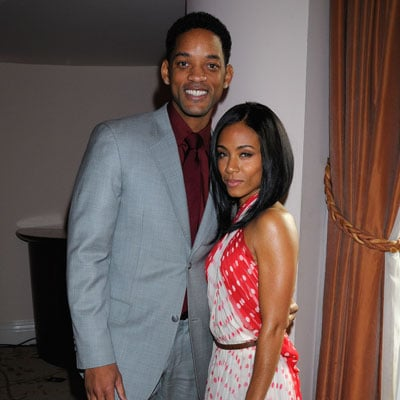 No. 8 Will Smith and Jada Pinkett Smith