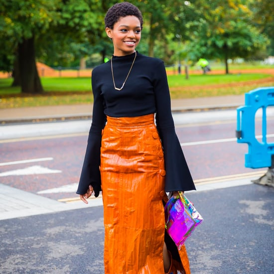 Stylish Ways to Wear Orange and Black