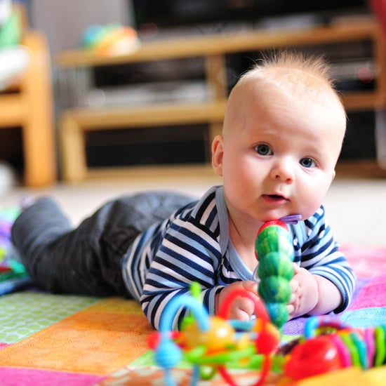 5 Tummy Time Mats to Keep Baby Happy on His Belly