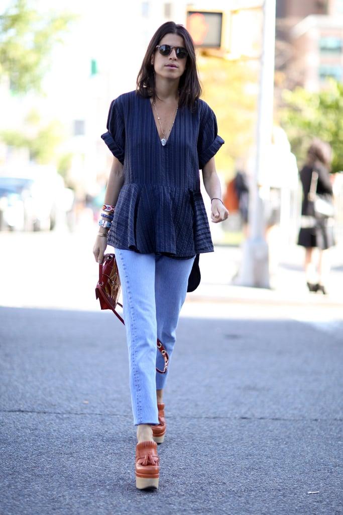 NYFW Street Style Day 7