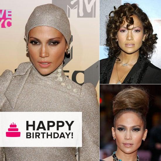 15 of Jennifer Lopez's Best Beauty Looks