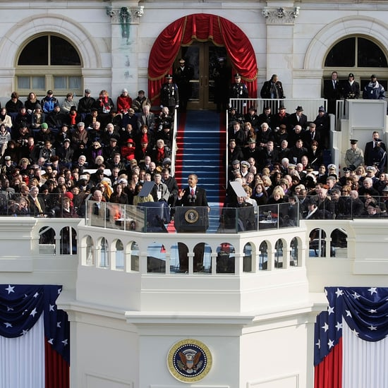 Showing Donald Trump's Presidential Inauguration in Schools