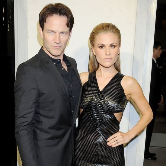 Stephen Moyer, Anna Paquin, Allison Williams Tom Ford Party