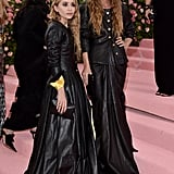 Mary-Kate and Ashley Olsen Dresses at Met Gala 2019
