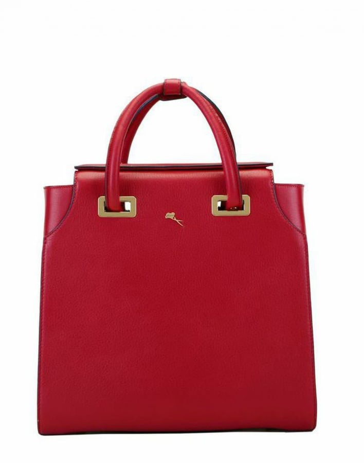 Florian London Handheld Leather Tote ($640)