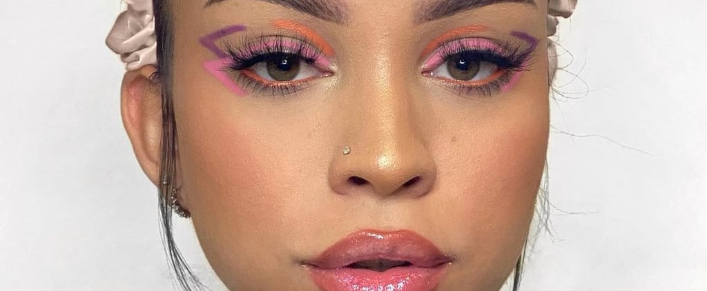 """The """"Double Wing"""" Eyeliner Makeup Trend For Summer"""