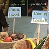 Epicurious at the San Francisco Farmers Market