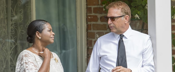 Things Get Really Uncomfortable When Octavia Spencer and Kevin Costner Square Off