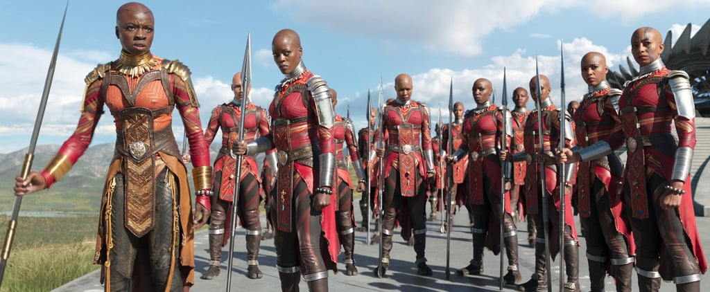 The Female Warriors Who Inspired Black Panther's Dora Milaje Are Freakin' Badass