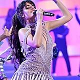 Camila Cabello at the 2019 American Music Awards