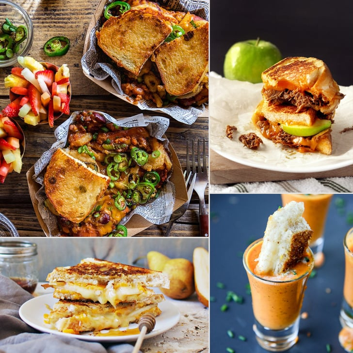 17 Ways to Make Grilled Cheese Month (and Every Other Month) the Best of the Year