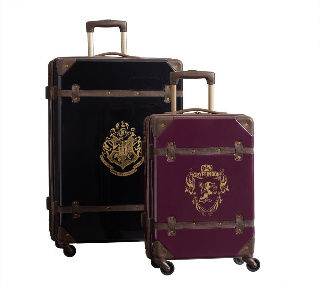 Pack up for school with this two-piece luggage set.