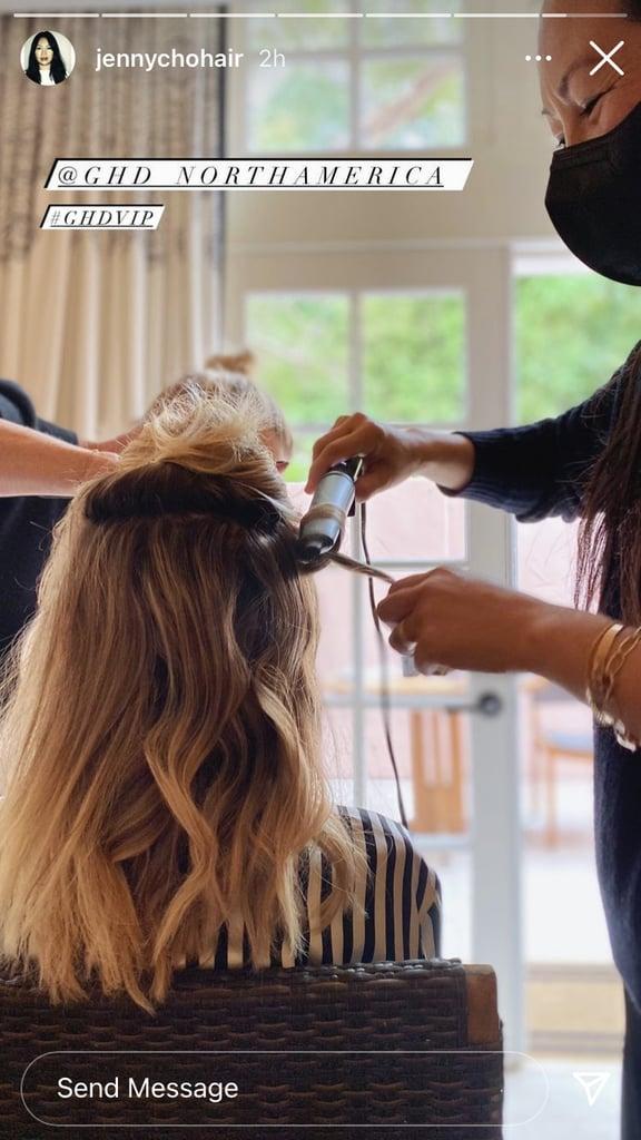 Carey Mulligan's Oscars Hairstyle Has a Hidden Detail