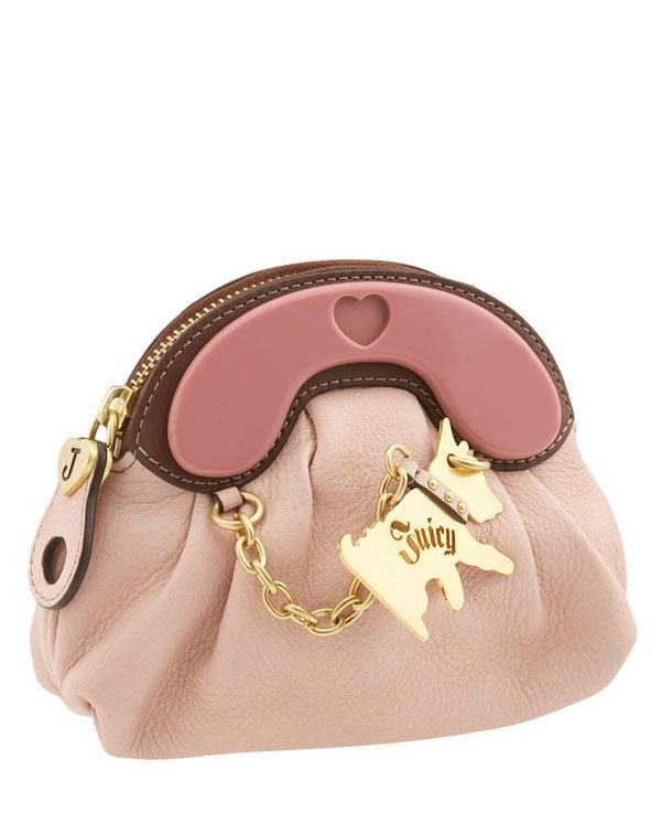 Juicy Couture Scottie Dog Charm Wristlet