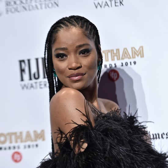 Keke Palmer Shows Off Her Hair Growth in Video