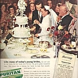 There sure are a lot of wedding-themed soap ads.