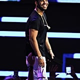 Drake took the stage at the MuchMusic Video Awards.