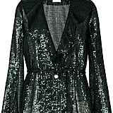 Ingie Paris Sequin Blazer