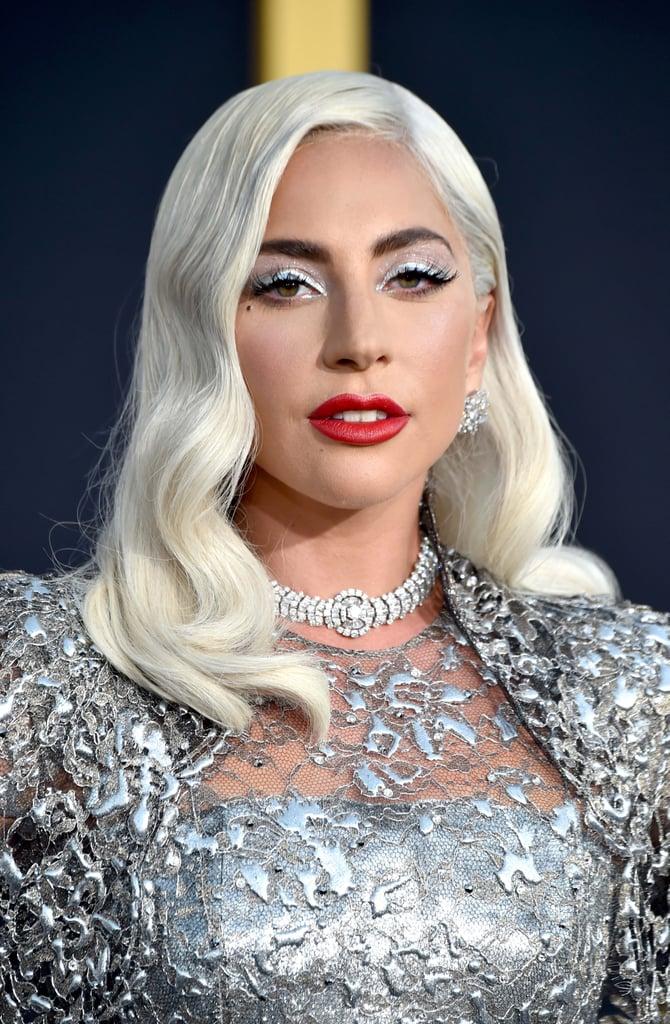 Lady Gaga Inspired Makeup Look