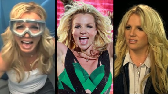 Video: Britney Spears's Poo Cocktail Supreme on Jimmy Kimmel Live and the Trailer For Her MTV Femme Fatale Special!