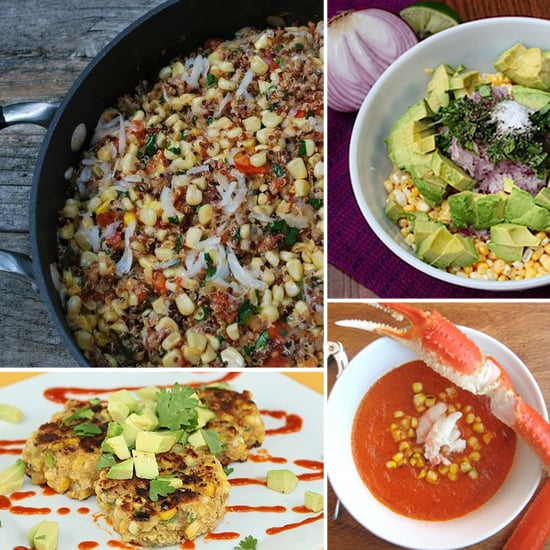 Healthy Corn Recipes