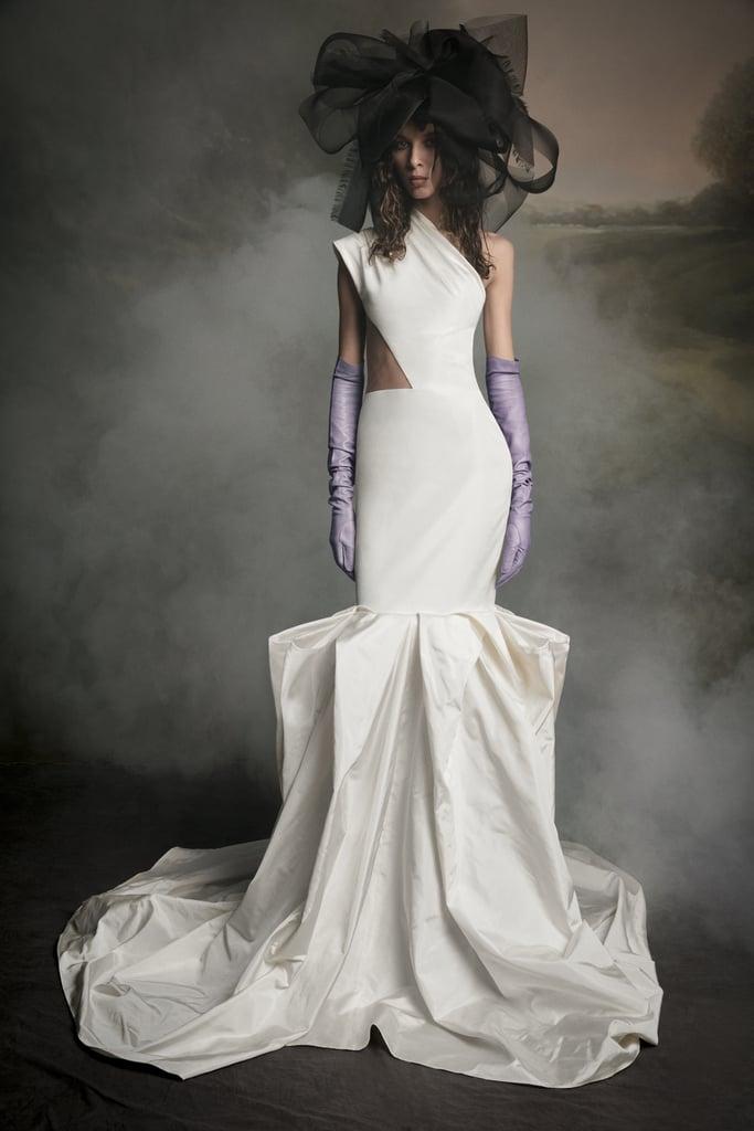 Bridal Trend 2020: Minimalist Mermaid