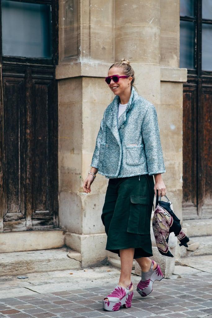 Paris Fashion Week Day 7