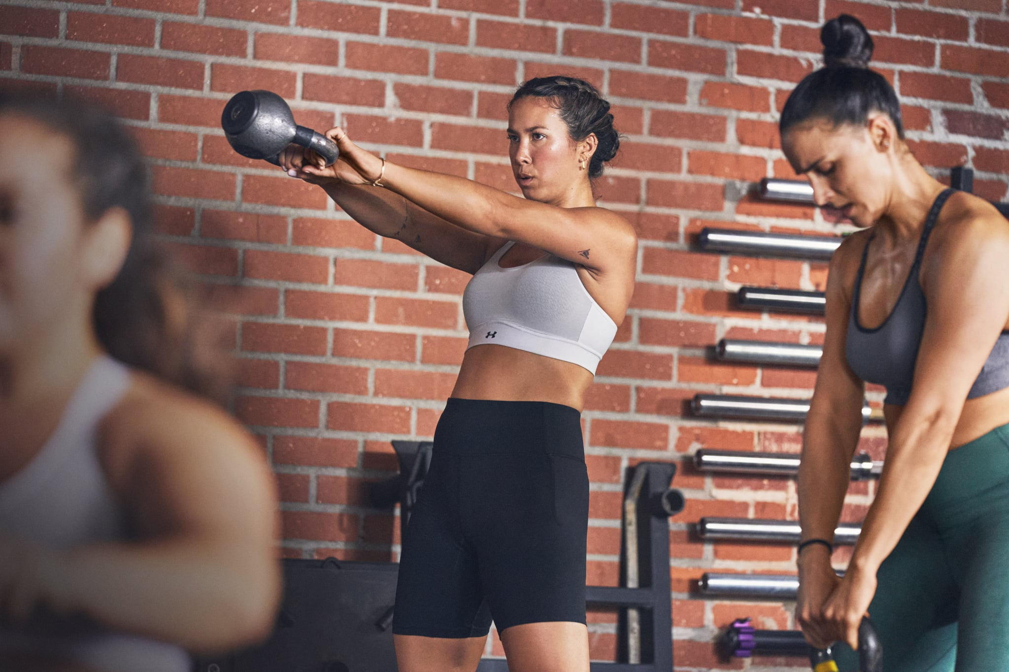 kettlebell workout at home