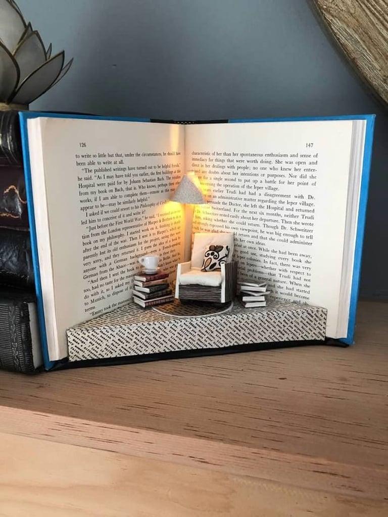 Diy Bookshelf Inserts