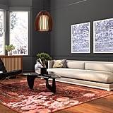 Mulan-Inspired Asian Zen-Style Living Room