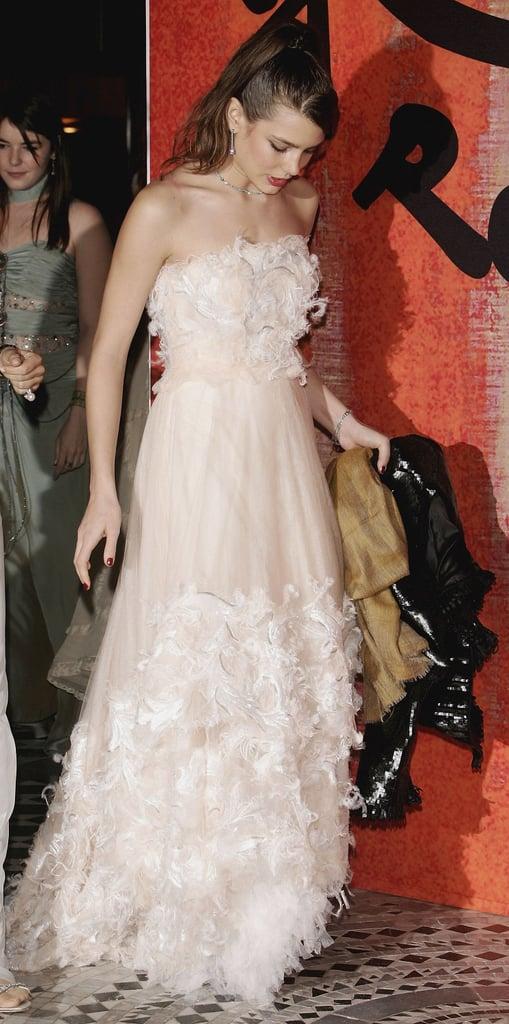 What Will Charlotte Casiraghi\'s Wedding Dress Look Like? | POPSUGAR ...