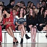 Photos of Pippa Middleton Front Row at Temperley
