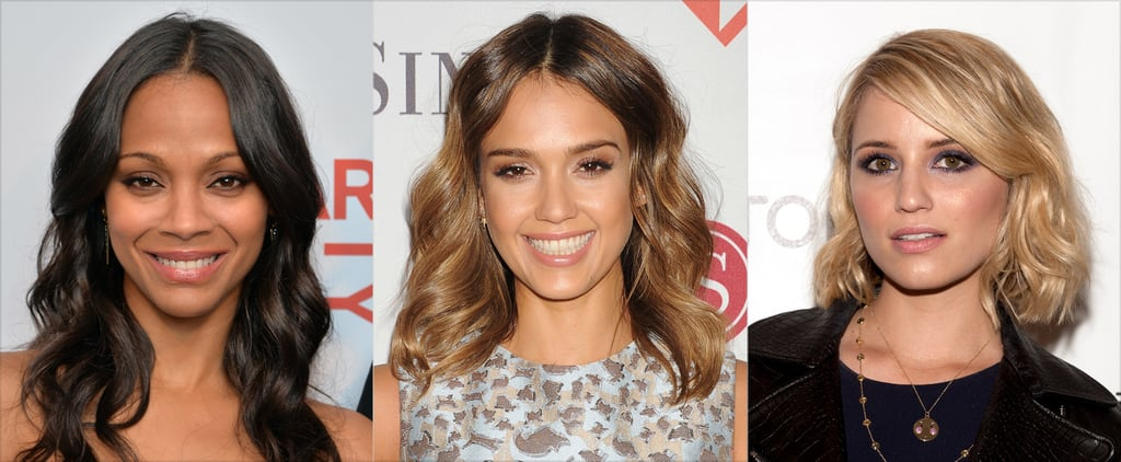 Pictures of Celebrity Beach Waves