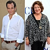 Will Arnett and Margo Martindale, stars of the new show The Millers, will be presenting together.