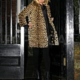 Kate Moss Steps Stylishly Into Her 38th Year