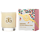 Arbonne Spiced Vanilla Chai Candle