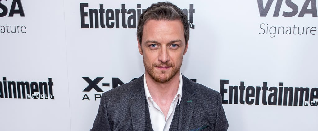 Does James McAvoy Have a New Girlfriend?