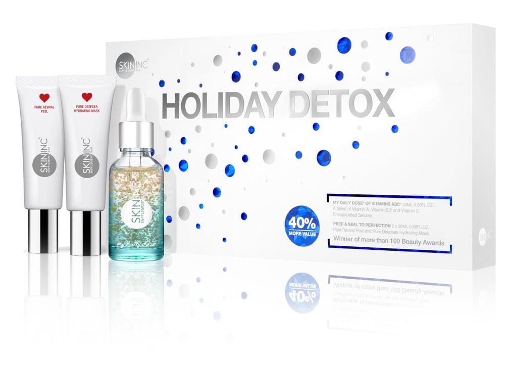 Skin Inc. Holiday Detox Set